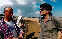 Andreas Altmann - Palästina Sommer 2013 - Foto von Colin-Rosin